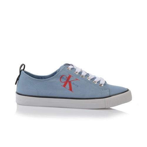 Dámske tenisky  r8953  modrá Calvin klein jeans
