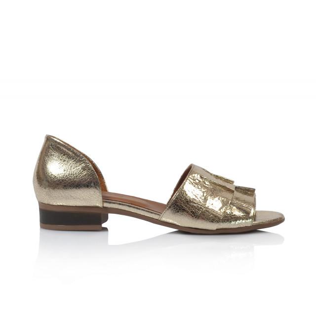 4285bac947f8 Dámske sandále nízke 9n5100 zlatá - UNISHOES.sk