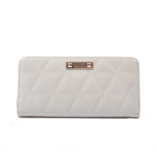 Peňaženka dámska syntetická sg741046 béžová GUESS