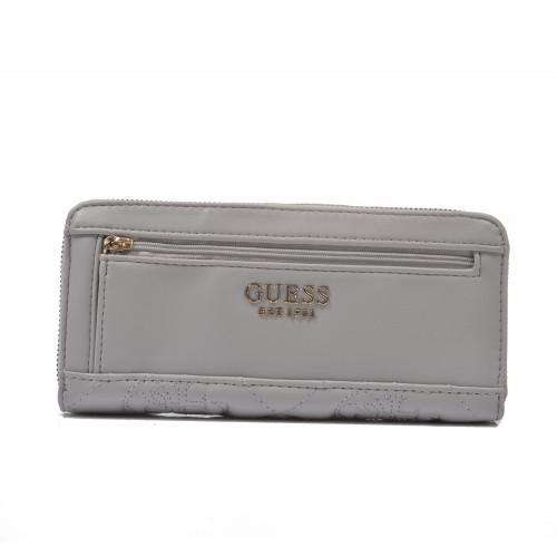Peňaženka dámska syntetická vg743246 béžová GUESS