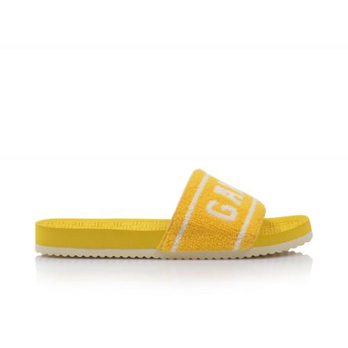 Dámske šľapky nízke 20569437 žltá GANT